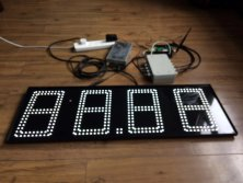 New SMD LED Technique PRICE SIGN