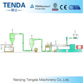 Cooling Hot Face Pelletizing System