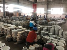 Introduction to ceramic factory