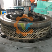 MZLV series vertical pellet machine-ring die in 2-layers