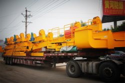 Gantry Crane to Cambodia