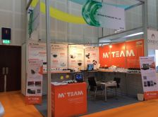 The Most Popular and Attractive Products of MVTEAM at the Dubai INTERSEC Fair 2016