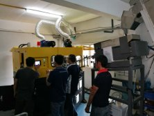 Blow Molding Machine Workshop