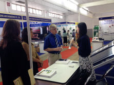 LINUO RITTER INTERNATIONAL PARTICIPATED in THE VIETNAM GREENERGY EXPO 2015