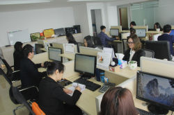 Our Foshan office