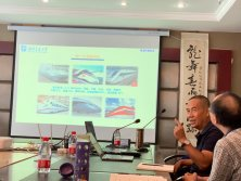 Professor Li Fu of Southwest Jiaotong University was invited to give a lecture
