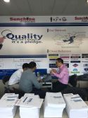 SUNCHINE INSPECTION IN 122nd Canton Fair