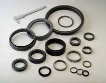 SiC or SSiC Seal Rings and Seal Faces for Machines with ISO 9001