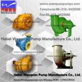 Wurman slurry pump