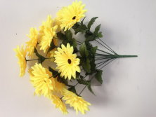 best selling artificial flowers of Daisy bush