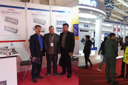 Iran International Auto Parts Exhibition Teheran