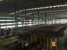 steel pipe poduction line