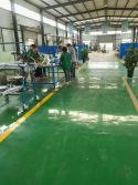 Customized rubber products production line in Baytain