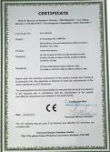 CE Certification for all our airless paint sprayer machine