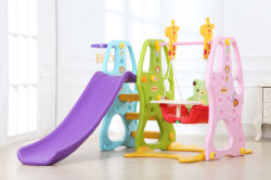 Slide and swing set2