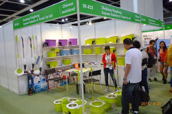 Hongkong Houseware Fair -- Booth No. 5E-E22
