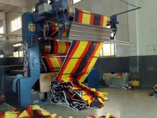 Silk-Screen printing machine lines