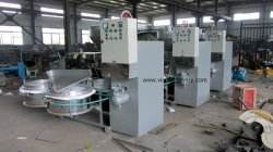 3sets 6YL-160A Combined Oil Press Delivered to Africa