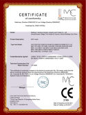 CNC router CE certificate