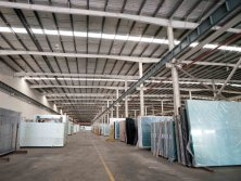 Glass Sheet Storage Warehouses