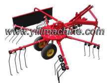2015 New Products Hot Sale Hay Tedder