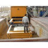 Artificial marble production line running Iran