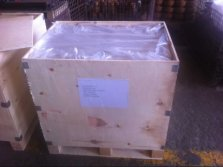 Export packing:polywood case,pallet,iron cage