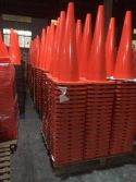 90cm Height PVC Traffic Cone