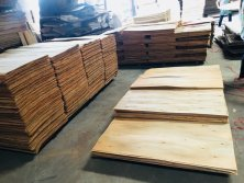 Select plywood core veneer