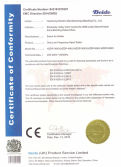 CE Certification OF Vlf Hipot Tester