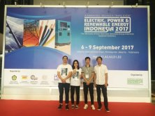 MOSEN Attended Indonesia International Expo
