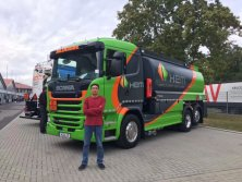 Commercial Vehicle Show, Hannover, Germany