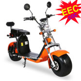 Electric bike with EEC