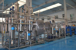 Natural Juice Processing Equipment