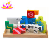chunky wooden toy animals