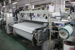 Grey fabric Production