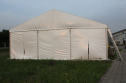 15x30m tent without clear pvc windows in Guangzhou