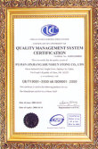 ISO9001:2000 Certificate