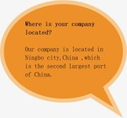 Where is your company located?