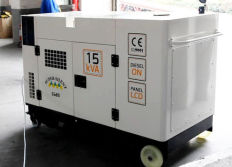 Remote Control System of Generator