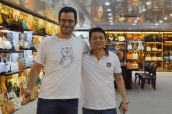 Clients from Israel--visited on 3rd June 2015