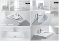 Bathroom Modern Basins