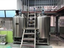 250L Brewery Turnkey Project