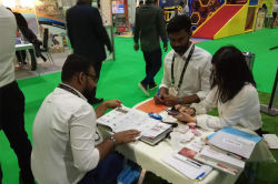 2018 Trade Show in Dubai