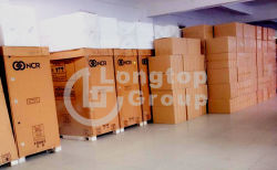 ATM Machine Packing