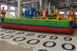 Workshops for Inflatable Games
