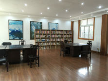 Staff reading room