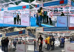 Teehon attended the AUTOPROMOTEC 2019 Exhibition in Italy