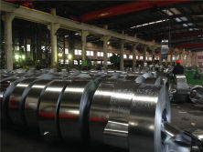 Materials-Galvanized Steel Sheet