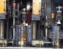 What is the difference between sample bottle mould and mass production bottle mould?